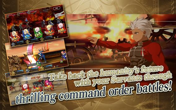 Fate/Grand Order (English) स्क्रीनशॉट 8