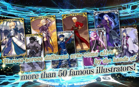 Fate/Grand Order (English) स्क्रीनशॉट 9