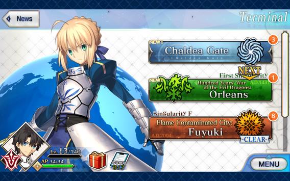 Fate/Grand Order (English) Screenshot 17