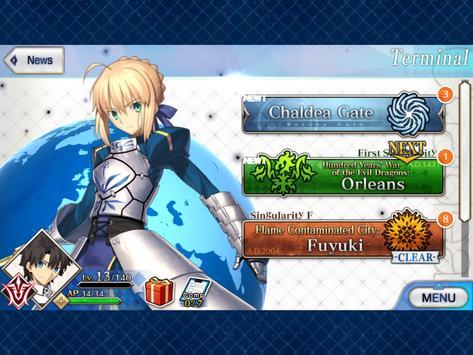Fate/Grand Order (English) स्क्रीनशॉट 17
