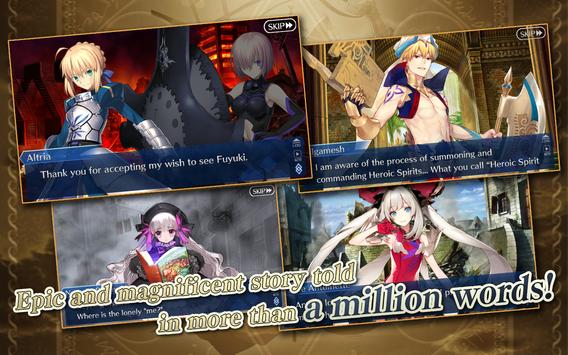 Fate/Grand Order (English) Screenshot 13