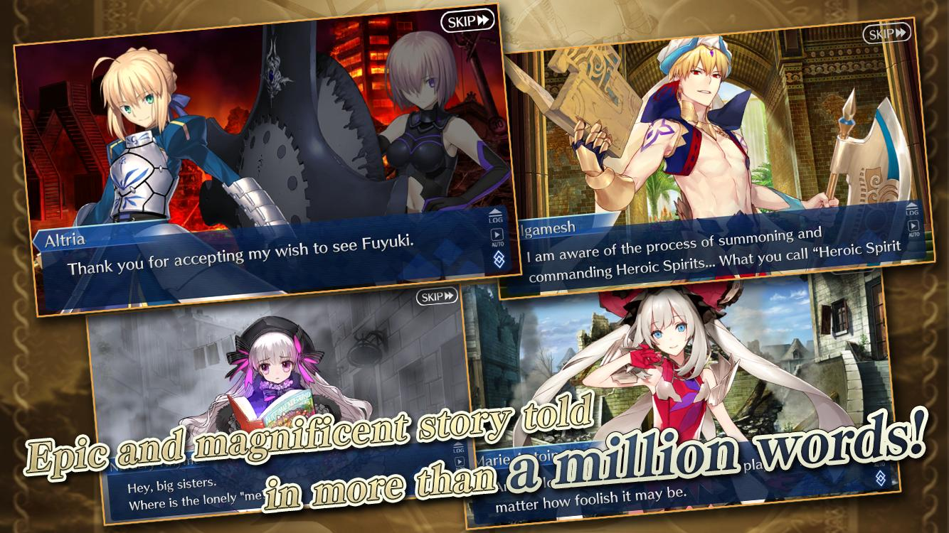 Fate Grand Order English For Android Apk Download