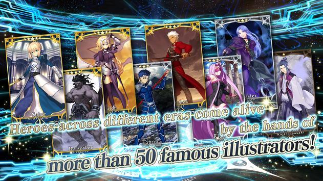 Fate/Grand Order (English) captura de pantalla 3