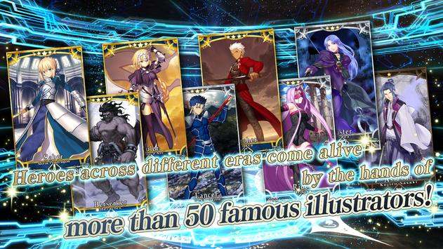Fate/Grand Order (English) captura de pantalla 3