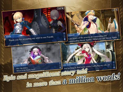 Fate/Grand Order (English) स्क्रीनशॉट 13