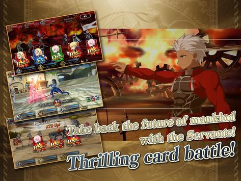 8 Schermata Fate/Grand Order (English)