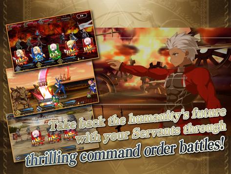 Fate/Grand Order (English) Screenshot 8