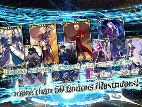 9 Schermata Fate/Grand Order (English)