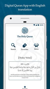 The Holy Quran screenshot 1