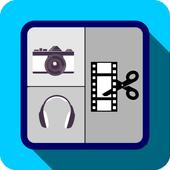 1-Media Editor icon