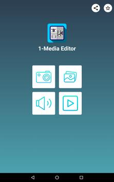 1-Media Editor screenshot 3