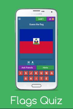Flags Quiz screenshot 1