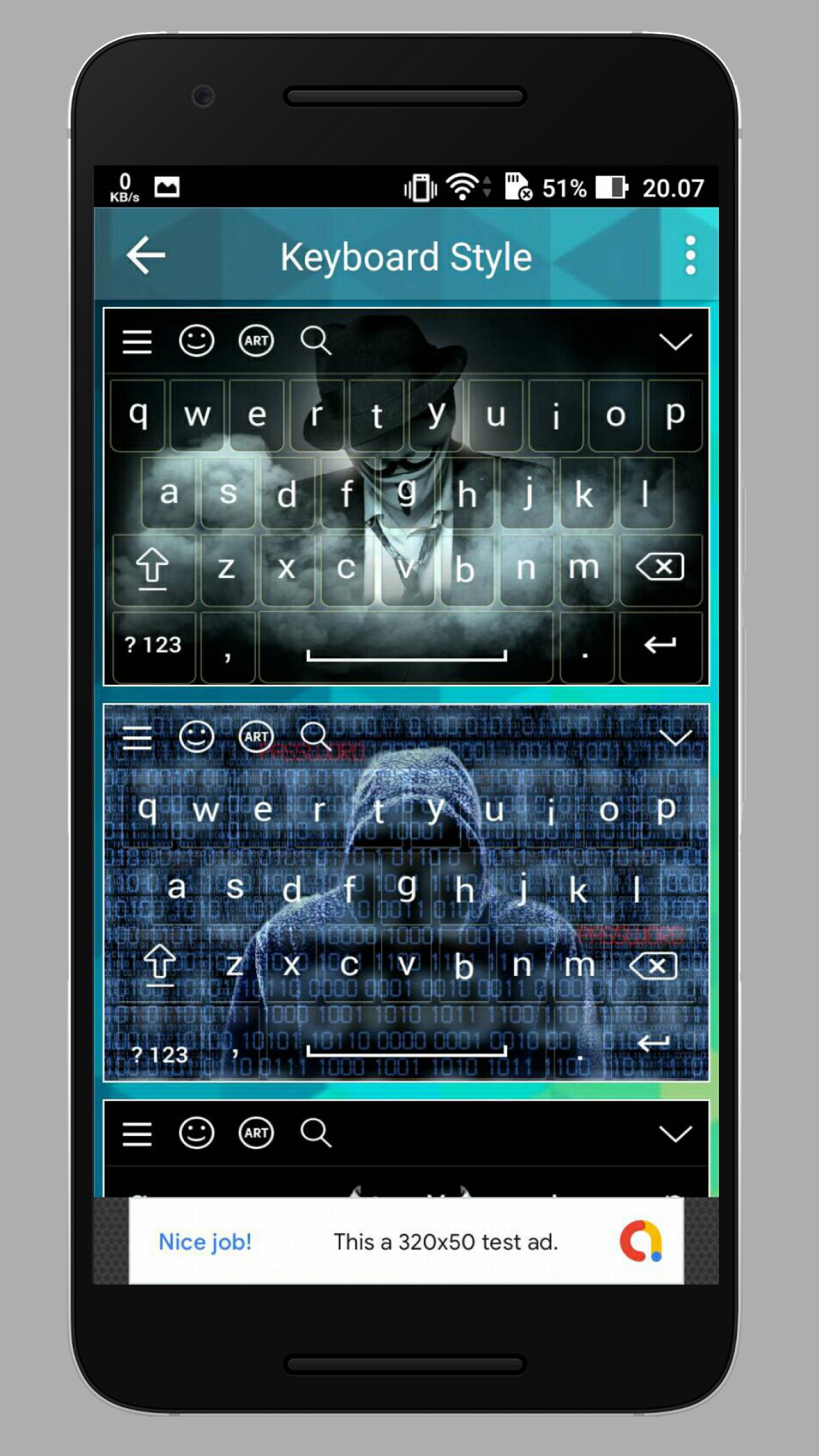 Hacker Keyboard Themes for Android - APK Download