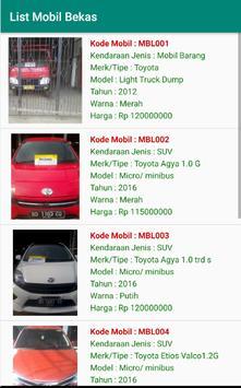 Penjualan Mobil Showroom Serunting Sakti Mobilindo screenshot 3