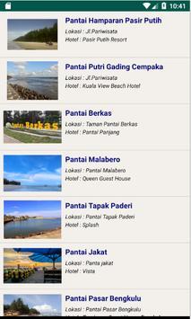 Pengenalan Objek Wisata Kota Bengkulu (Unreleased) screenshot 4