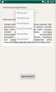 Pengenalan Objek Wisata Kota Bengkulu (Unreleased) screenshot 3
