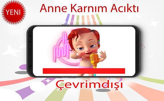 Anne Karnım Acıktı -Yeni Versiyon poster