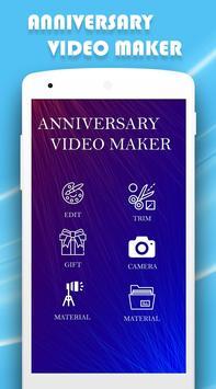 Anniversary Video Maker 2019 poster