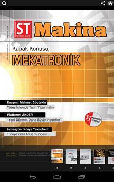 ST Makina poster