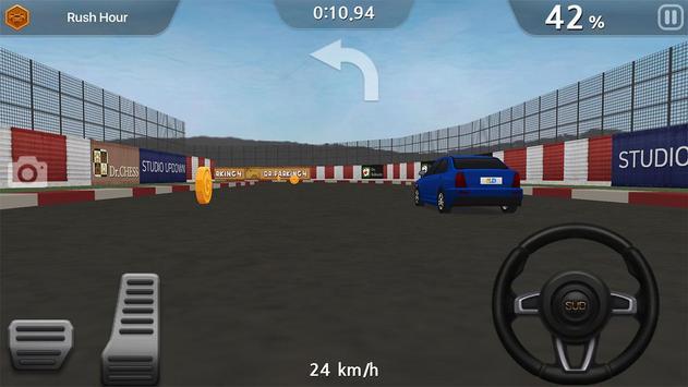 Dr. Driving 2 captura de pantalla 1