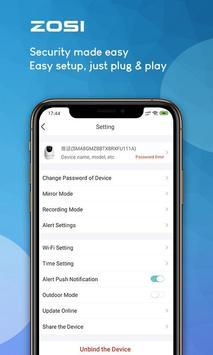 Zosi Smart screenshot 1