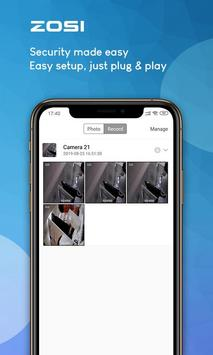 Zosi Smart screenshot 2