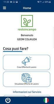 Restoincampo screenshot 2