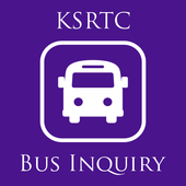 KSRTC Bus Inquiry(Karnataka) icon