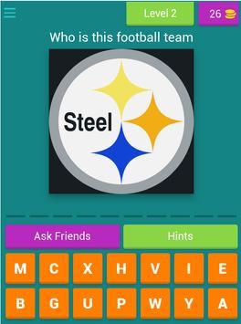 American Football Quiz screenshot 9