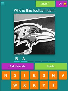 American Football Quiz screenshot 11