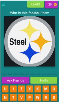 American Football Quiz screenshot 4