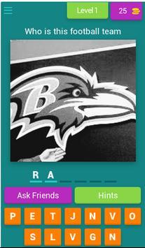 American Football Quiz screenshot 6