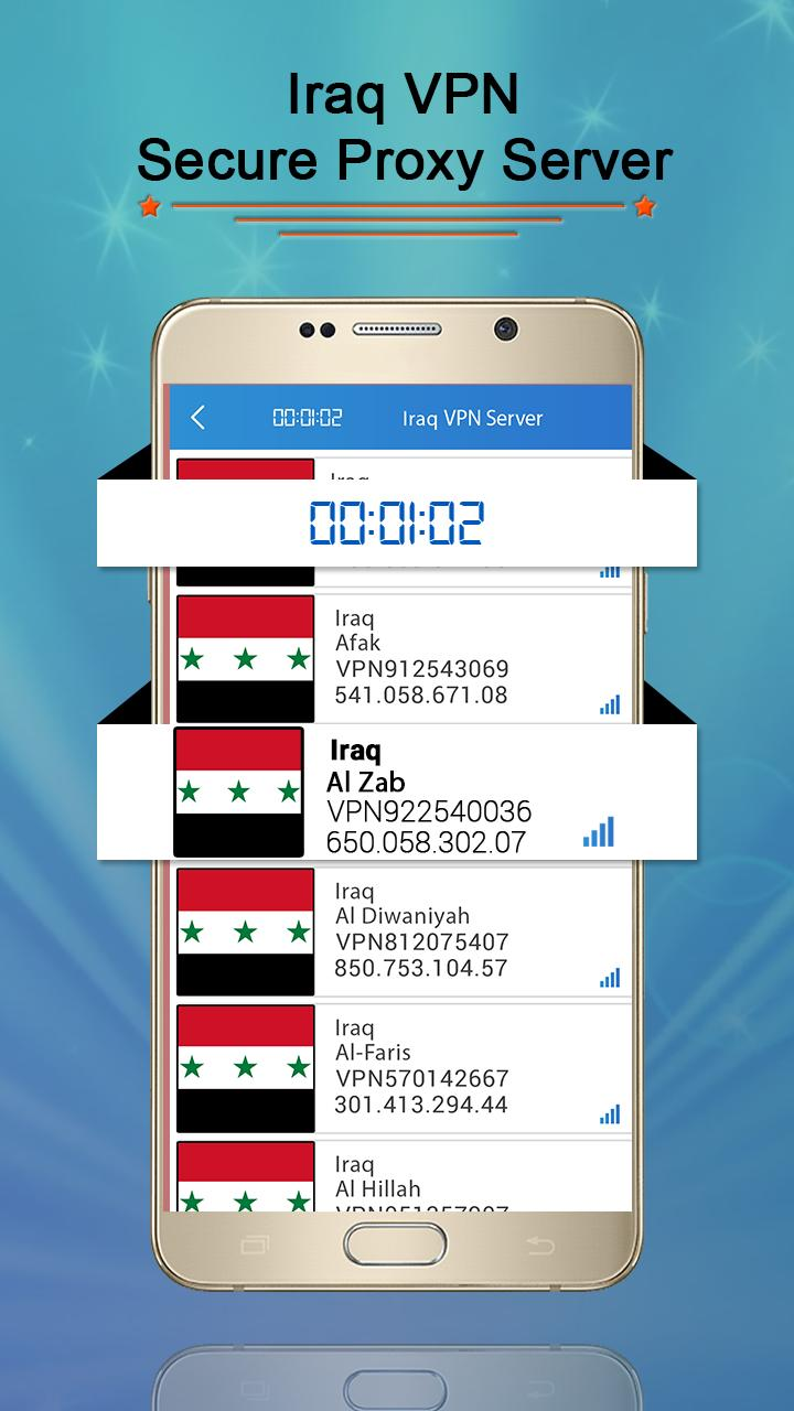 Iraq VPN-Secure Proxy Server for Android - APK Download