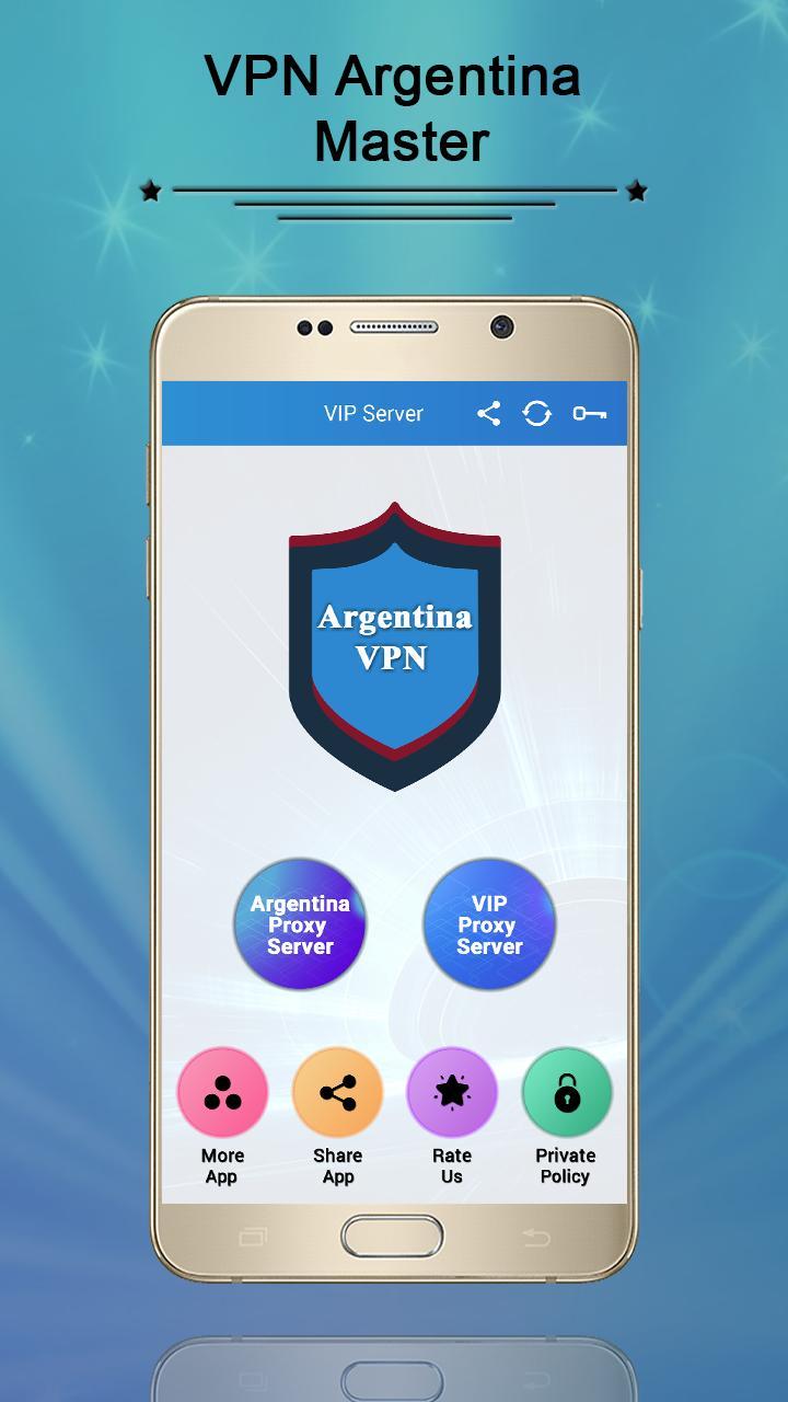 VPN Argentina Master 2