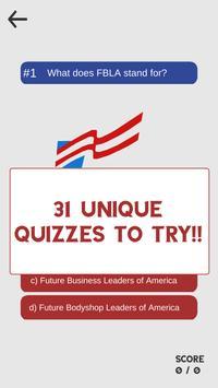 FBLA Biz Quiz screenshot 2