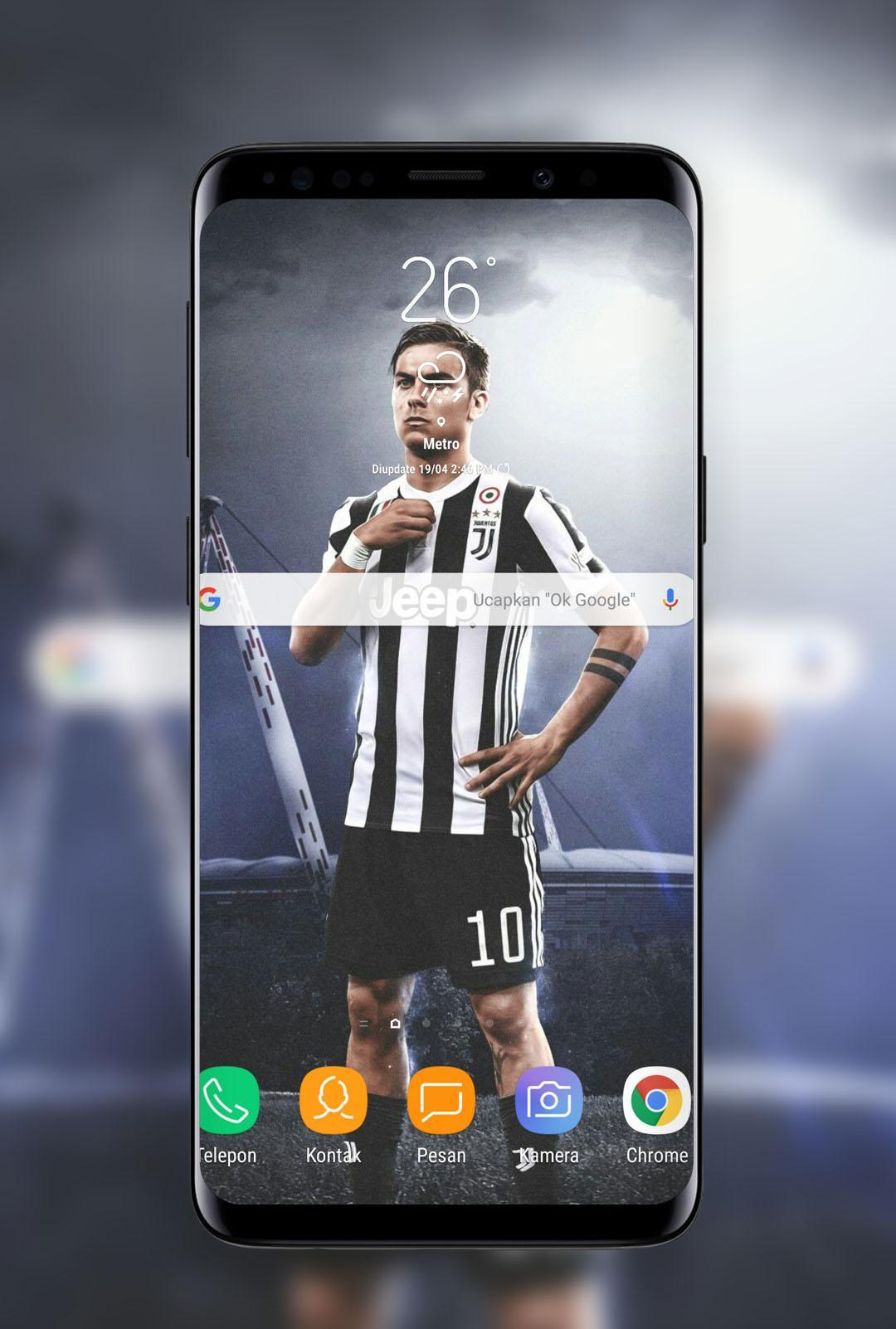 Paulo Dybala Wallpaper HD 4K For Android APK Download