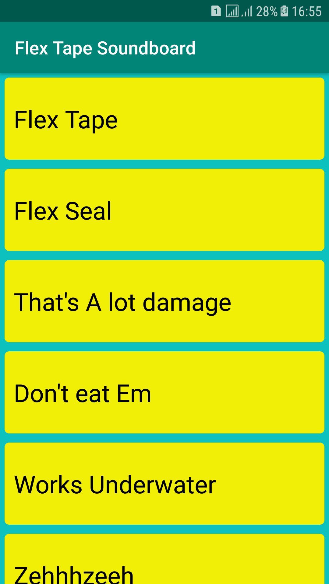 Flex Tape Soundboard for Android - APK Download