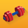 ikon Gym Workout Tracker & Planner for Weight Lifting