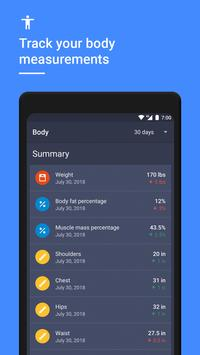 Gym Workout Tracker & Planner for Weight Lifting screenshot 6