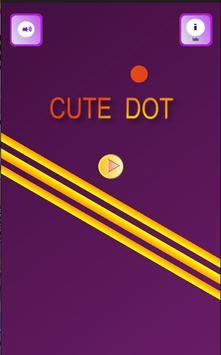 Cute Dot poster