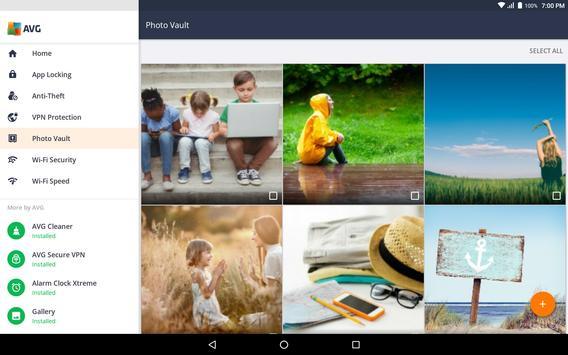 AVG AntiVirus 2019 for Android Security FREE screenshot 10
