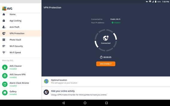 11 Schermata AVG Antivirus Gratis per Android 2019