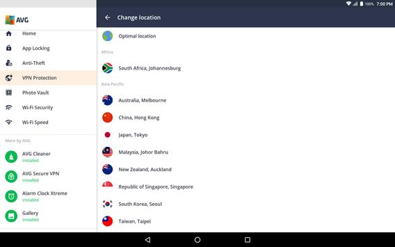 AVG AntiVirus 2019 for Android Security screenshot 12