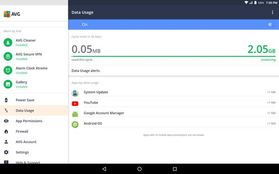 AVG AntiVirus 2019 for Android Security screenshot 13