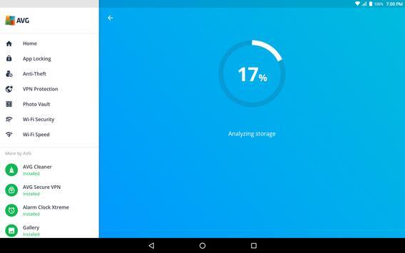 AVG AntiVirus 2019 for Android Security FREE screenshot 15