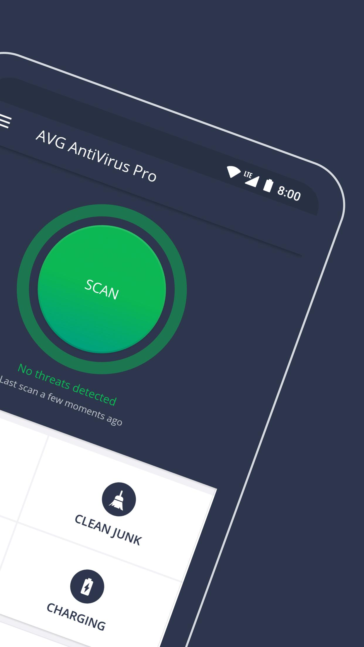 AVG AntiVirus Free & Mobile Security, Photo Vault for