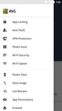4 Schermata AVG Antivirus Gratis per Android 2019