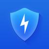 الأمن نظافة مكافحة الفيروسات المحمول ، قفل التطبيق أيقونة
