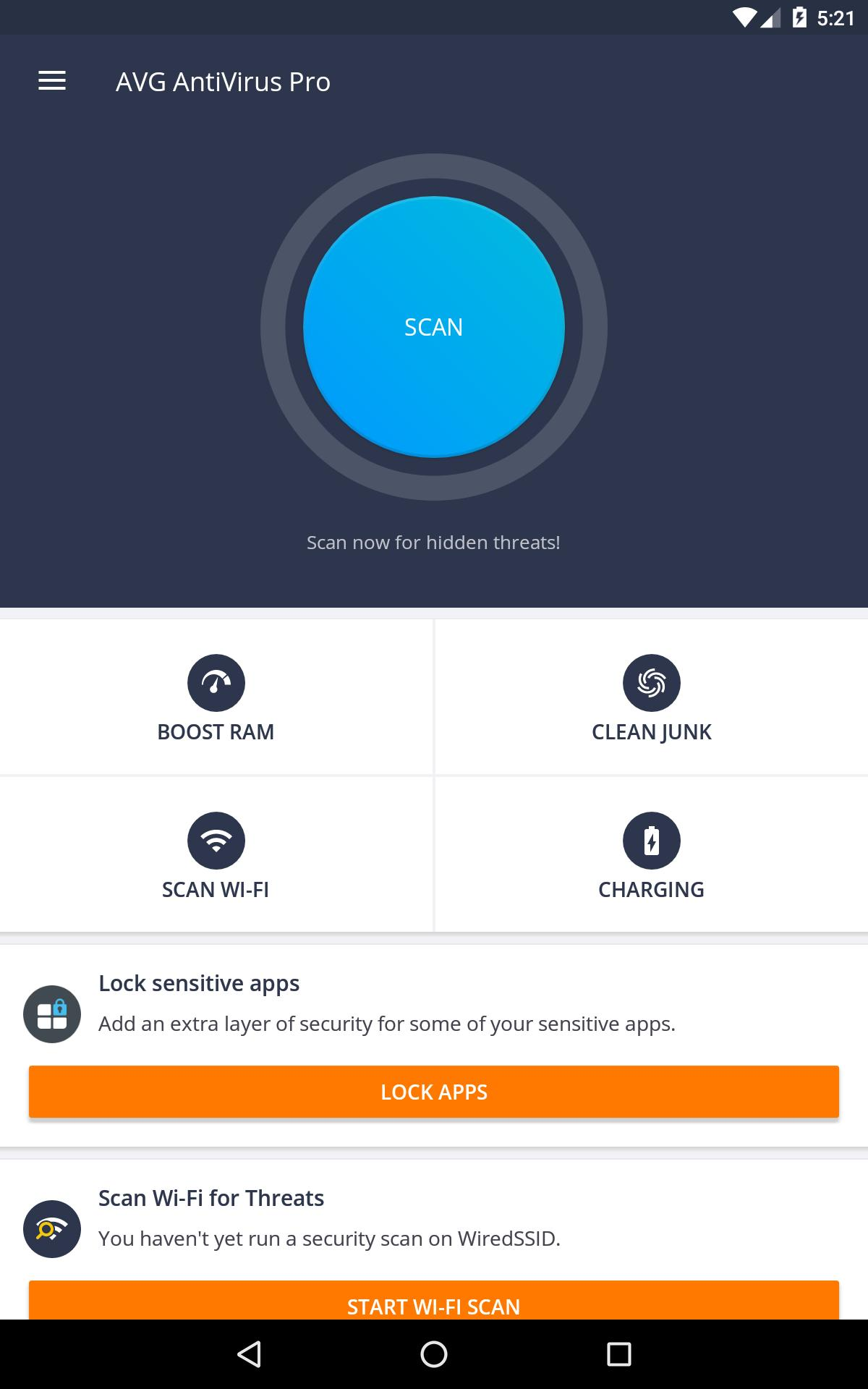 Tablet AntiVirus FREE 2019 - Virus Cleaner for Android - APK