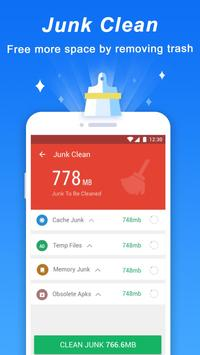 Turbo Cleaner– Antivirus, Clean and Booster Cartaz